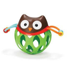 Skip Hop Hochet Rond Chouette Explore & More de Skip Hop/Skip Hop Explore & More Roll Around Owl