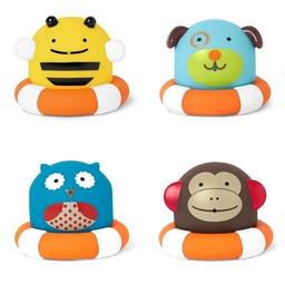 Skip Hop Skip Hop - Animaux Bouées pour le Bain Zoo / Zoo Bath Squirties