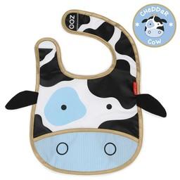 Skip Hop *Bavette Zoo de Skip Hop/Skip Hop Zoo Bib, Vache/Cow
