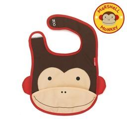 Skip Hop *Bavette Zoo de Skip Hop/Skip Hop Zoo Bib, Singe/Monkey