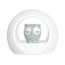 Zazu Veilleuse Lou de Zazu/Zazu Lou Nightlight, Gris/Grey