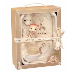 Sophie la Girafe *Ensemble Cadeaux Mes Premières Heures de Sophie la Girafe/Sophie la Girafe So'Pure My First Hours Gift Box
