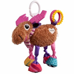 Lamaze Muffin l'Élan de Lamaze/Lamaze Muffin the Moose, Rose/Pink