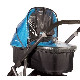 UPPAbaby Uppababy - Protecteur contre la Pluie pour Nacelle/UPPAbaby Bassinet Rain Shield