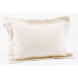 Bouton Jaune *Cache-Oreiller 12x16 Pouces, Je t'Aime tout Simplement de Bouton Jaune/Bouton Jaune Je t'Aime tout Simplement 12x16 Inches Pillow Cover, Crème/Cream CO12X16-107