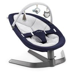 Nuna Barre de Jouets pour Balançoire Leaf de Nuna/Nuna Toy Bar for Leaf Baby Seat, Argent/Silver