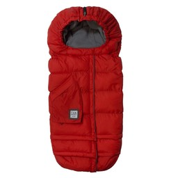 7 A.M 7AM - Enveloppe Hivernale Blanket 212 Évolution/Blanket 212 Evolution Footmuff Rouge/Red