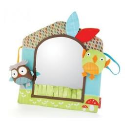 Skip Hop *Miroir d'Activités de Skip Hop/Activity Mirror by Skip Hop Amis de la Forêt/Treetop Friends Taille Unique/One Size
