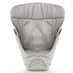 Ergobaby Insertion pour Nouveau-Né Ergobaby Originale, Nouveau Design/Ergobaby Original Infant Insert, NEW Design Gris/Grey
