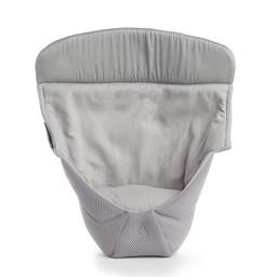 Ergobaby Insertion pour Nouveau-Né Ergobaby Originale, Nouveau Design/Ergobaby Original Infant Insert, NEW Design Gris Filet/Grey Mesh