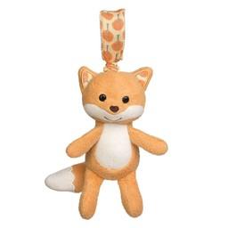 Apple Park Jouet pour Poussette d'Apple Park/Apple Park Stroller Toy, Renard/Toy
