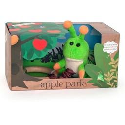 Apple Park Jouet de Dentition d'Apple Park/Apple Park Teething Toy, Chenille/Caterpillar