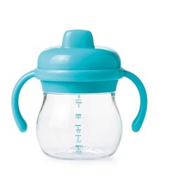OXO OXO - Gobelet de Transition à Poignée/Transition Sippy Cup with Handles, Aqua