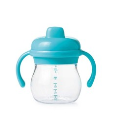 OXO Gobelet de Transition à Poignée de OXO/OXO Transition Sippy Cup with Handles, Aqua