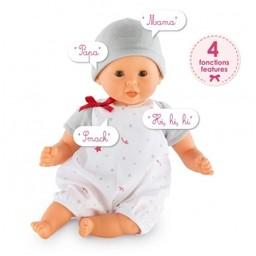Corolle Corolle - Poupée Mon Premier Bébé Câlin Bisou /My First Baby Kiss Doll
