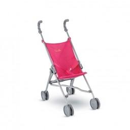 Corolle Corolle - Poussette Parapluie Cerise pour Poupée/Cherry Umbrella Stroller for Doll