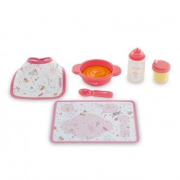 Corolle Ensemble Repas pour Poupée de Corolle/Corolle First Mealtime Set for Doll