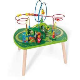 Hape Table de Circuit Jungle de Hape/Hape Jungle Play & Train Activity Table