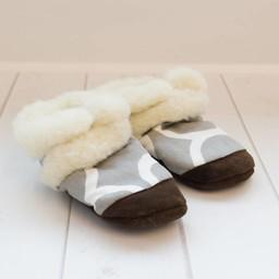 Pantoufles Petits Minous Pantoufles Petits Minous/ Petits Minous Slippers, Mistigris