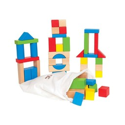 Hape Blocs en Érable de Hape/Hape Maple Blocks