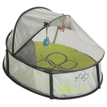 bblüv BBLüv - Lit de Voyage et Tente de Jeu Nidö Mini/Nidö Mini Travel Bed and Play Tent