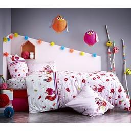 Catimini Housse de Couette pour Lit Double de Catimini/Catimini Duvet Cover for Double Bed, 198x218cm, Rêve d'Automne