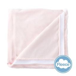Quickzip Dessus de Drap Contour en Polaire Velouté avec Zip pour Lit de Bébé de Quickzip/Quickzip Crib Zip-On Velvety Fleece Sheet, Rose/Pink