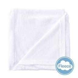 Quickzip Dessus de Drap Contour en Polaire Velouté avec Zip pour Lit de Bébé de Quickzip/Quickzip Crib Zip-On Velvety Fleece Sheet, Blanc/White