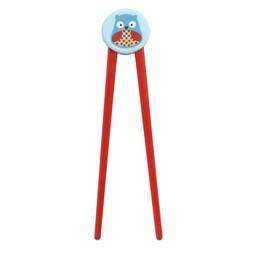 Skip Hop *Baguettes Zoo de Skip Hop/Skip Hop Zoo Chopsticks, Hibou/Owl