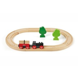 Brio Petit Circuit de Train en Forêt de Brio/Brio Little Forest Train Set