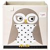 3 sprouts Boite de Rangement Hibou de 3 Sprouts/3 Sprouts Storage Box Owl
