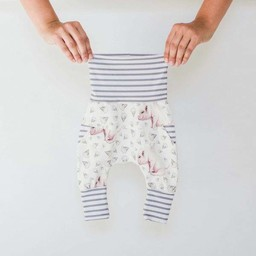 Little Yogi Little Yogi - Pantalons Évolutifs Cochons/Pigs Evolutive Pants