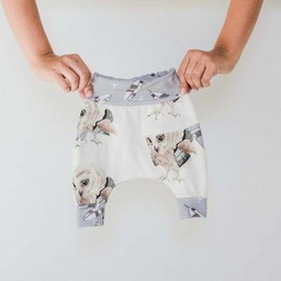 Little Yogi Little Yogi - Pantalons Évolutifs Hibou/Owl Evolutive Pants