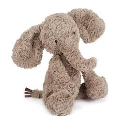 Jellycat Jellycat - Éléphant Mumble/Mumble Elephant, Grand/Large