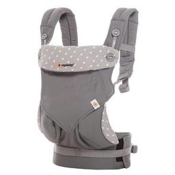 Ergobaby Ergobaby 360 - Porte-bébé/Baby Carrier, Bruine Grise/Dewy Grey