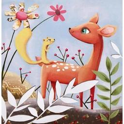 Catsa Carte de Souhaits Catsa/Catsa Greeting Card, Bambi