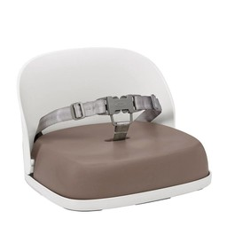OXO Banc Rehausseur Perch avec Sangles de OXO/Perch Booster Seat with Straps by OXO, Taupe