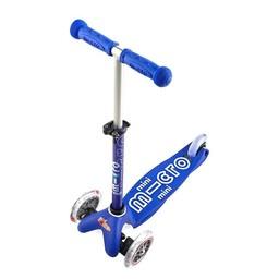 Kickboard Canada Trottinette Mini Micro Deluxe/Mini Micro Deluxe Scooter, Bleu/Blue