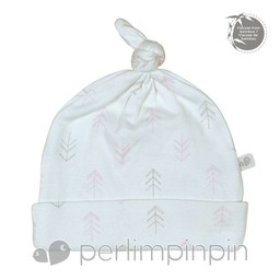 Perlimpinpin Bonnet en Bambou Flèches de Perlimpinpin/Perlimpinpin Arrows Bamboo Beanie