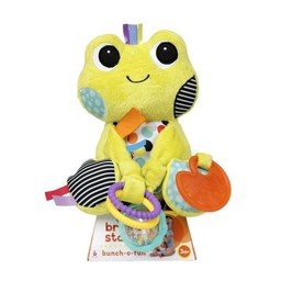 Bright Starts Jouet d'Éveil Bunch O Fun de Bright Starts/Bright Starts Bunch O Fun Sensory Toy, Grenouille/Frog
