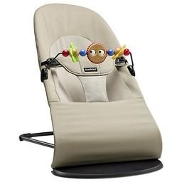 BabyBjörn Jouet de Bois pour Transat Babysitter Balance de BabyBjörn/ BabyBjörn Wooden Toy for Babysitter Balance