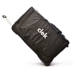 Clek Sac de Transport Weelee pour Banc d'Auto de Clek/Clek Weelee Car Seat Travel Bag, Noir/Black