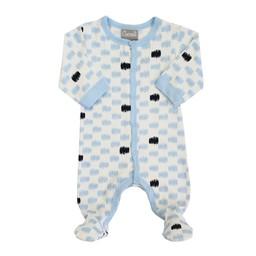 Coccoli *Pyjama à Pattes Tacheté de Coccoli/Coccoli Speckled Footie