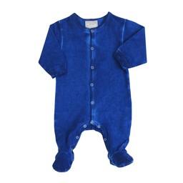Coccoli Pyjama à Pattes Uni de Coccoli/Coccoli Plain Footie
