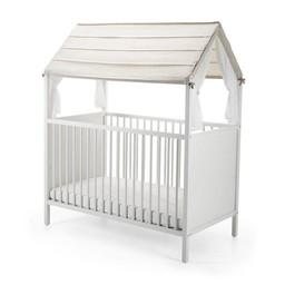 Stokke Stokke Home - Canopée pour Lit de Bébé/Stokke Home Bed Roof, Naturel/Natural