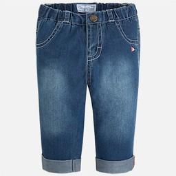 Mayoral *Jeans Roulés de Mayoral/Mayoral Rolled Legs Jeans
