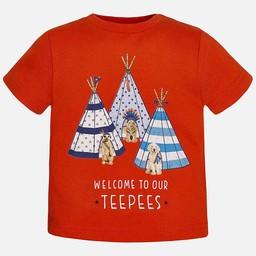 Mayoral *T-Shirt Tipis de Mayoral/Mayoral Teepees T-Shirt