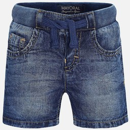 Mayoral *Bermuda Jeans à Cordon de Mayoral/Mayoral Drawstring Jeans Shorts
