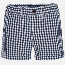 Mayoral *Bermuda à Carreaux de Mayoral/Mayoral Checkered Shorts