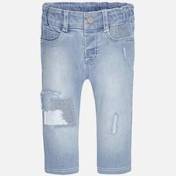 Mayoral Jeans Look Usé de Mayoral/Mayoral Used Look Jeans